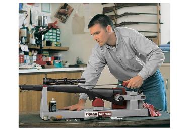 Центр для чистки и ухода за оружием Gun Vise Tipton, 782731
