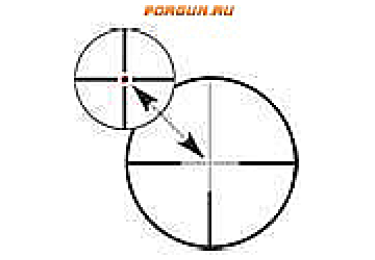 Оптический прицел Carl Zeiss Classic Diavari 1.5-6x42 T* с подсветкой (60)