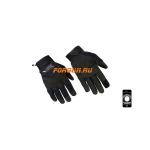 Перчатки APX SmartTouch Black с сенсорным пальцем WileyX