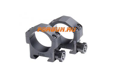 Кольца Badger Ordnance (30 мм) MAX-Alloy на weaver/Picattinny средние (черный)