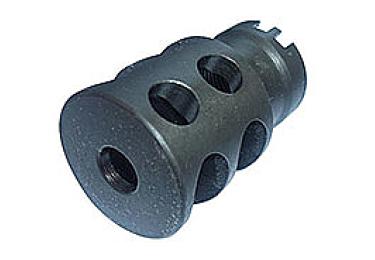 Дульный тормоз компенсатор (ДТК) 7,62/5,45/.223 для Сайга - МК и автоматы АК-74 всех модификаций Зенит ДТК-2