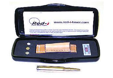 Патрон для холодной лазерной пристрелки калибра 9,3x62 Red-I