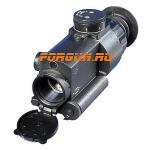 Оптический прицел Беломо ПО 4х24П с подсветкой сетки (G36, FN, MP5, М-16, G3, АК47, АК74) на Weaver