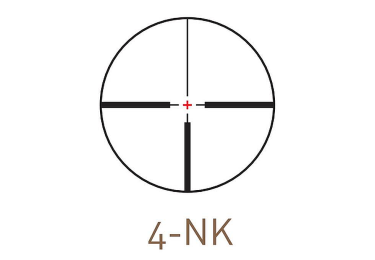 Оптический прицел Kahles CBX 2.5-10x50 L, с подсветкой (4-NK)