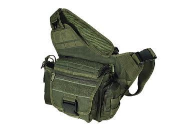 Тактическая сумка, многофункциональная, для карт, бумаг и документов, зеленый цвет, Leapers UTG, PVC-P218G