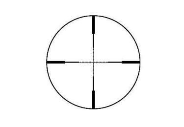 Оптический прицел Redfield BattleZone 3-9x42 (25.4mm) матовый (TAC-MOA) 117851