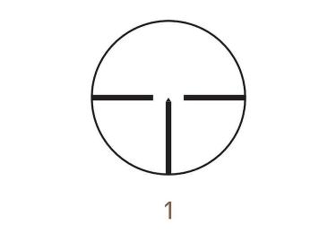 Оптический прицел Kahles C 1.5-6x42 L (1)