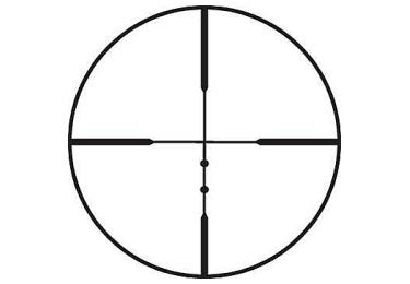 Оптический прицел Leupold FX-II 6x36 (25.4mm) матовый (LR Duplex) 63085