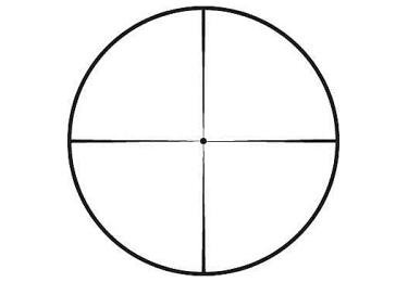 Оптический прицел Leupold FX-3 12x40 (25.4mm) AO матовый с отстройкой (Leupold Dot) 66840