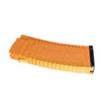 Магазин Pufgun на Сайга МК223, 5,56х45, 30 патронов, полиамид, оранжевый, 195 г