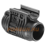 _Крепление для фонаря и ЛЦУ, на Weaver/Picatinny, диаметр 19, 25,4 и 28.5 мм FAB Defense, FD-PLA 1
