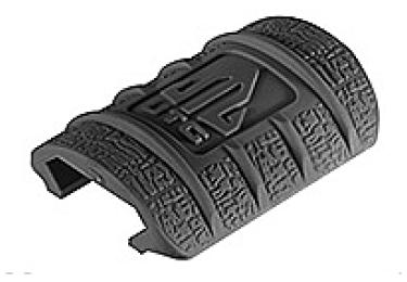 Накладка резиновая для планок Weaver/Picatinny, 12 штук, Leapers UTG, RB-HP12B-B