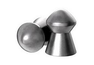 Пульки к пневматике 6.35 мм H&N Baracuda (калибр .25), (вес – 2.01г) банка 200 шт