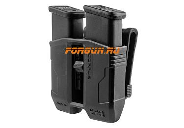 Паучер открытый для двух магазинов Glock кал. 9х19 мм, .40 FAB Defense PG-9
