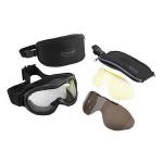 Очки-маска со сменными линзами Peltor FAHRENHEIT TAC PACK 71360-99999М