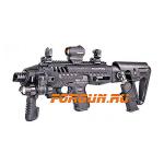Комплект для модернизации Glock CAA tactical RONI-G2-9, алюминий/полимер (черный)