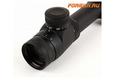 Оптический прицел Leupold VX-3 3.5-10x50 (30mm) матовый с метрикой, с подсветкой (Duplex) 67585