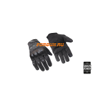 Перчатки Durtac SmartTouch Black с сенсорным пальцем WileyX