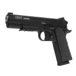Пневматический пистолет GSR 1911 черный (Cybergun)