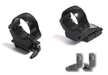 Кронштейн EAW Apel с кольцами (26мм) для Sauer 303, высота 19мм, вынос 26мм, поворотный, быстросъемный, 504-00198