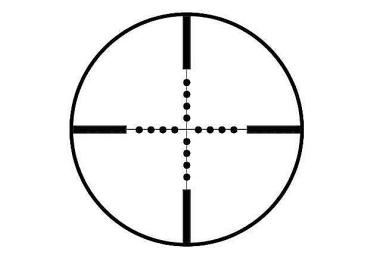 Оптический прицел SWFA SS MOA 10x42 RF 30mm, сетка Mil-Dot SS10X42