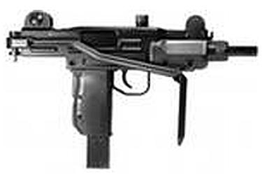 Пневматический пистолет пулемет UZI (cybergun) 4.5мм CO2