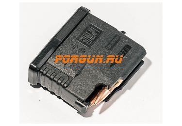 Магазин 7,62х51 мм (.308WIN) на 5 патронов для Вепрь-308 Pufgun, Mag Vp308 25-5/B