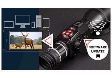 Прицел ночного видения ATN X-Sight HD Day/Night 5-18x