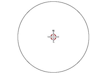Оптический прицел Vortex Viper PST 1-4x24  (TMCQ MRAD)