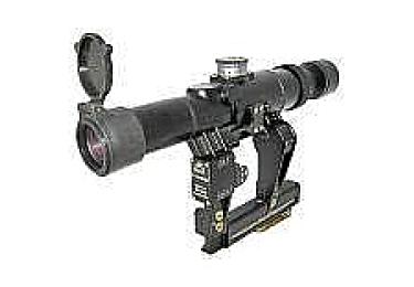 Оптический прицел Беломо ПОСП 2-6x24 Т (для Тигр/СКС)