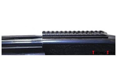 Планка вивер ствольной коробки remington 870,11-00,11-87, Тактика Тула, 10009