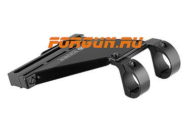 Кронштейн боковой быстросьемный с планкой weaver для Тигр ВОМЗ BIII-2д