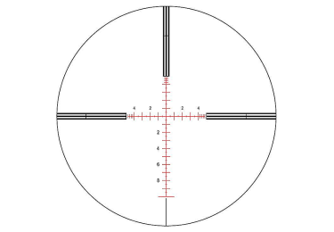 Оптический прицел Nightforce 3.5-15x50 F1 30мм NXS, .250 MOA, с подсветкой (MLR2.0)