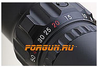 Оптический прицел March 5-50x56 с подсветкой, SF, MTR-1, 1/8MOA (D50V56TI)