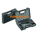Кейс Negrini для пистолета универсальный, 23,5x15,3x5 см, пластиковый, 2014 X