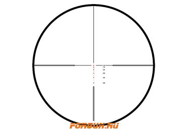 Оптический прицел Hawke Vantage IR 4-16x50 AO, .17HMR (16x), с подсветкой, с отстройкой параллакса, 14261