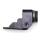 Переходник нескладной со смещением 17 мм для установки регулируемых телескопических прикладов вместо нескладных на ВПО-136, АКМ, СОК-95, АК-74 РЫСЬ АКM-2