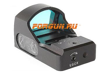 Коллиматорный прицел Hakko BED XT4 mini, с креплением для Beretta 92 (4 МОА)