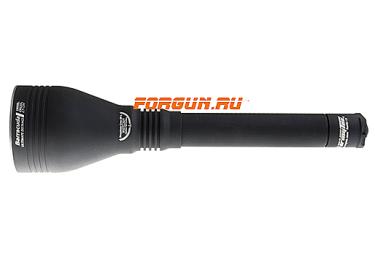 Фонарь тактический, 1450 люменов Armytek Barracuda v2 XP-L, белый свет, черный