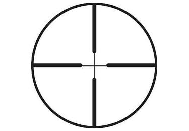 Оптический прицел Leupold VX-3 3.5-10х40 (25.4mm) серебристый (Duplex) 66095