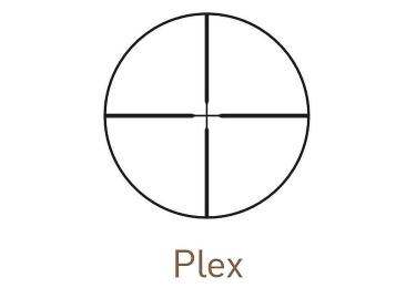 Оптический прицел Kahles CL 4-12x52 L  (Plex)