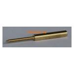 Насадка для войлочных патчей, вишер A2S GUN No 4 (для пневматики 4,5, к европейским шомполам, резьба дюймовая 5/40 внутр.), латунь
