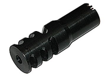 Дульный тормоз компенсатор (ДТК) 7,62/5,45/.223 для Сайга, Вепрь 136, 133 и автоматы АК-47 всех модификаций, ME 450021