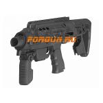 Комплект для модернизации Jericho PL, PSL CAA tactical RONI-JR1, алюминий/полимер (черный)