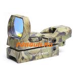 Коллиматорный прицел Sightmark Sure Shot Reflex Sight SM13003C для оснований Weaver (камуфляж)