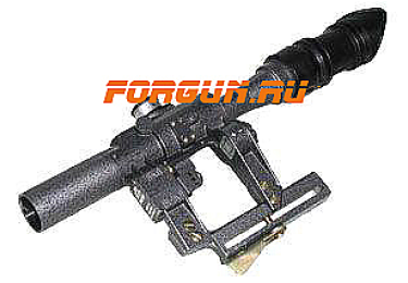 Оптический прицел Беломо ПОСП 4x24 ВМ с подсветкой сетки (для Вепрь/Сайга)