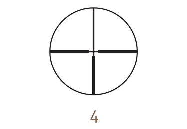 Оптический прицел Kahles C 8x56 L (4)