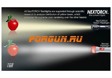 Фонарь тактический, 80 люменов Nextorch T6A Tactical