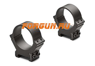 Кольца 34 мм на Weaver высота 10 мм Leupold PRW2, 174086, сталь (черный матовый)