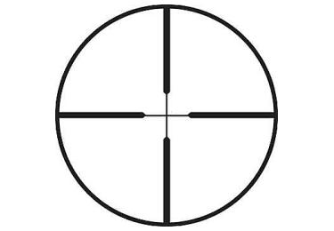 Оптический прицел Leupold Mark AR 3-9x40 (25.4mm) MOD 1 матовый (Duplex) 115389